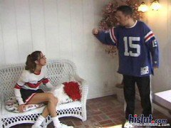 Cheerleader, Big booty cheerleader gets fucked by bbc, Gotporn.com