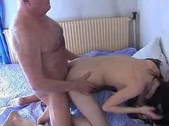 Babe, Teen, Old Man, Xhamster.com
