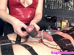 Femdom, Tied, Lesbian caught and punished, Gotporn.com