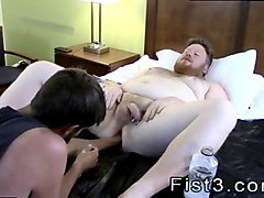 Fetish, Wet, Fisting, Son caught mother fuck with his friends, Gotporn.com