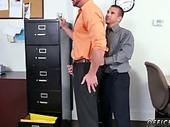 Office, Asians kissing, Gotporn.com
