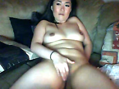 Asian, Hairy asian cunt fucked as big, Mylust.com