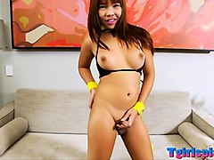 Asian, Ladyboy, Ladyboy fucks shemale, Nuvid.com
