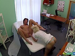Doctor, Wet, Nurse, Doctor and pregnant woman, Txxx.com