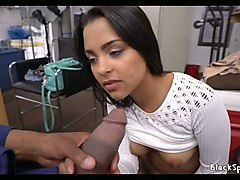 Cute, Sucking my own dick for her amuesment, Mylust.com
