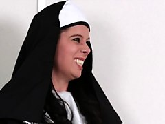 Nun, Nadia dreams, Txxx.com