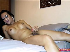 Amateur, Ladyboy, Amateur asian ladyboy ready for hardcore, Nuvid.com