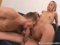 Blonde, Babe, Blond granny hairy creampie doggystyle, Drtuber.com