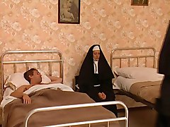 Nun, Gang bang wife, Xhamster.com