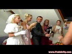 Bride, Party, Wedding, Slave weddings, Drtuber.com