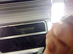 Train, Big ass on the train, Xhamster.com