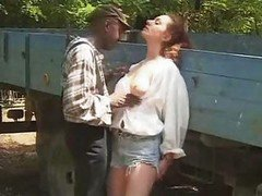 Black, Outdoor, Outdoor russian, Xhamster.com