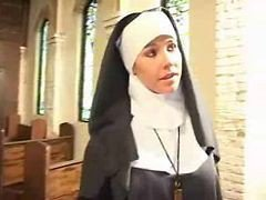 Nun, Pissed over cunt, Xhamster.com
