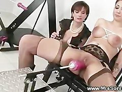 Gagging, Machine, Gag mouth, Pornhub.com