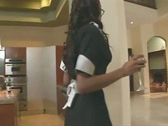 Maid, Uniform, Indian sister fucked by brother, Xhamster.com