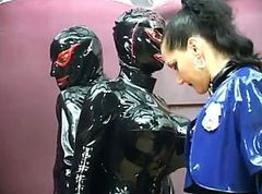 Rubber, German, Doll, Rubber and lycra, Xhamster.com