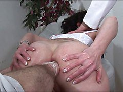 Doctor, Milf, Male doctor examines cock, Xhamster.com