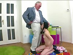 Teen, Old Man, Cassie young old man, Xhamster.com