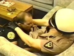Police, Police woman rought girle by strapon, Xhamster.com