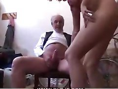 Teen, Old Man, Enter old man and young girl, Pornhub.com