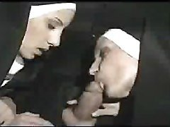 Nun, Nun education, Pornhub.com