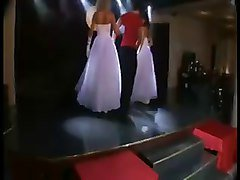 Bride, Dress, Dance, Ahemale bride, Xhamster.com