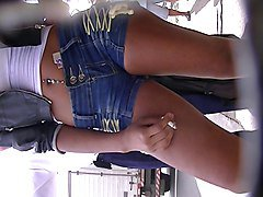 Jeans, Babe, Piercing, Pierce has huge, Xhamster.com
