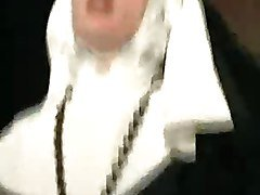 Nun, Anita blond lady in the iron mask, Xhamster.com