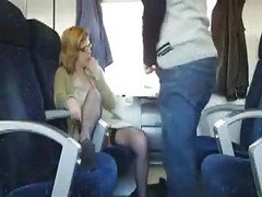 Bus, Public, Milf, Jap on train, Xhamster.com