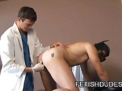 Doctor, Doctor threesome, Xhamster.com