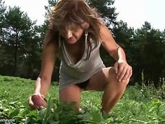 Granny, Riding, Outdoor, Mm f outdoor, Gotporn.com