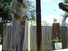Whore, Bride, Wedding, Wedding derss, Xhamster.com
