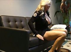 Police, Leather police, Gotporn.com