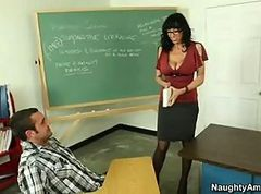 Teacher, Japanese teacher, Tube8.com