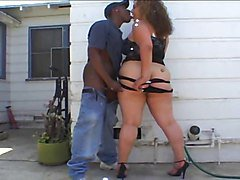 Interracial, Interracial anal squirting, Xhamster.com