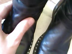 Boots, Leather, Leather torture, Xhamster.com