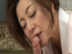 Asian, Granny, Japanese, Granny and grandson creampie, Xhamster.com