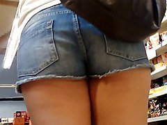 Jeans, Teen, Ass, Blonde jean dance, Xhamster.com