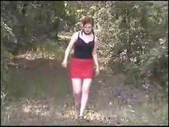 Outdoor, Mature outdoor big tits, Gotporn.com