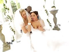 Bride, Threesome, Brides, Pornhub.com
