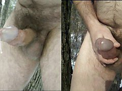 Outdoor, Cumshot, Outdoor hidden, Xhamster.com