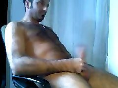 Hairy, Masturbation, Jerking, Daddy jerk instruction, Xhamster.com