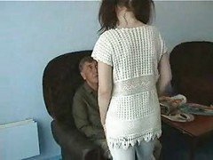 Russian, Old And Young, Old and young orgasme lick, Xhamster.com