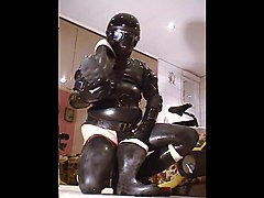Rubber, Rubber woman, Xhamster.com