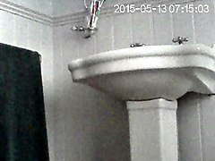Bath, Bathroom, Hidden, Hidden cam in my bathroom, Xhamster.com