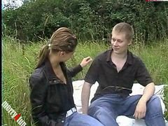 Blowjob, Outdoor, Outdoor wet and messy, Gotporn.com