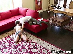 Bus, Wife, Cheating, Real amateur my wife sucks in a collar, Fapli.com