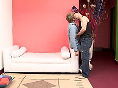 Blonde, Ass, Male slave kissing dominatrixs asshole, Xhamster.com