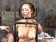 Slave, Group anal slave punished, Fapli.com
