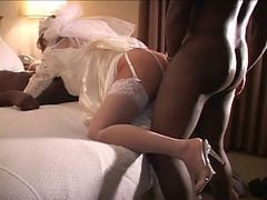Bride, Cuckold, Wedding, Wedding photosession, Xhamster.com